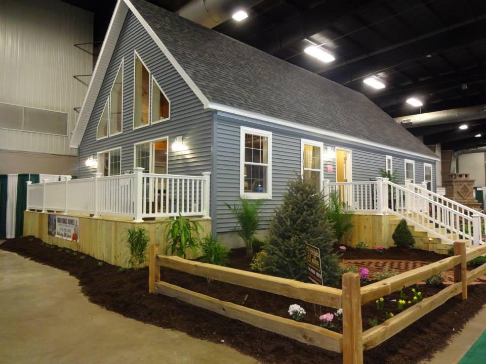 Titan chalet 646 twin lakes homes inc - Modular homes vs site built ...