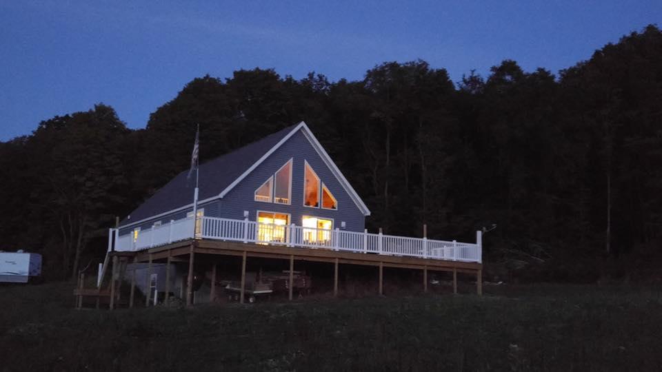 modular built house