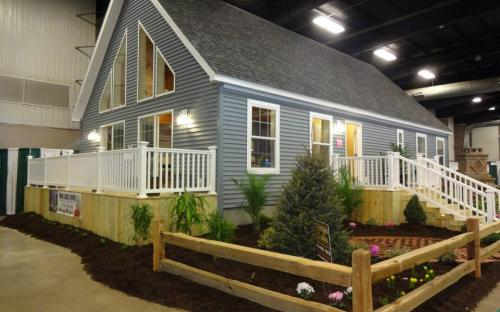 2015 WNY Home And Garden Expo  Show House