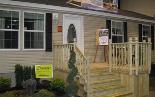 module home front porch