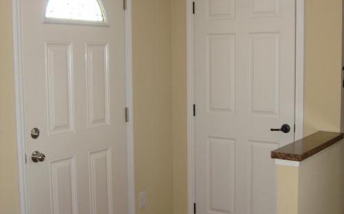 modular home interior